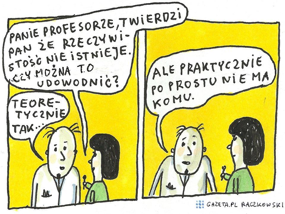 Marek Raczkowski dla Gazeta.pl - 29.01.2014 - rys. Marek Raczkowski