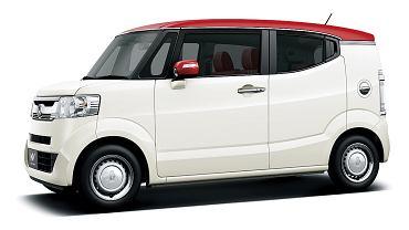 2015 Honda N-Box Slash