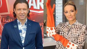 Radek Majdan, Małgorzata Rozenek