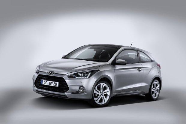 Hyundai i20 Coupe | Wi�cej emocji