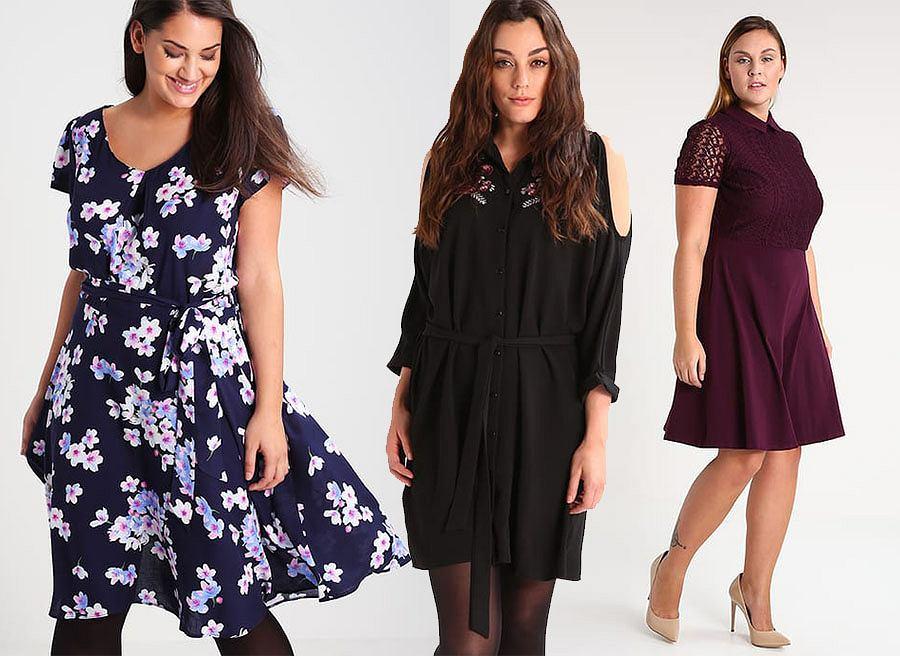 2acefeced88f Sukienki dla puszystych - jak dobrać najlepszy fason   Moda plus size