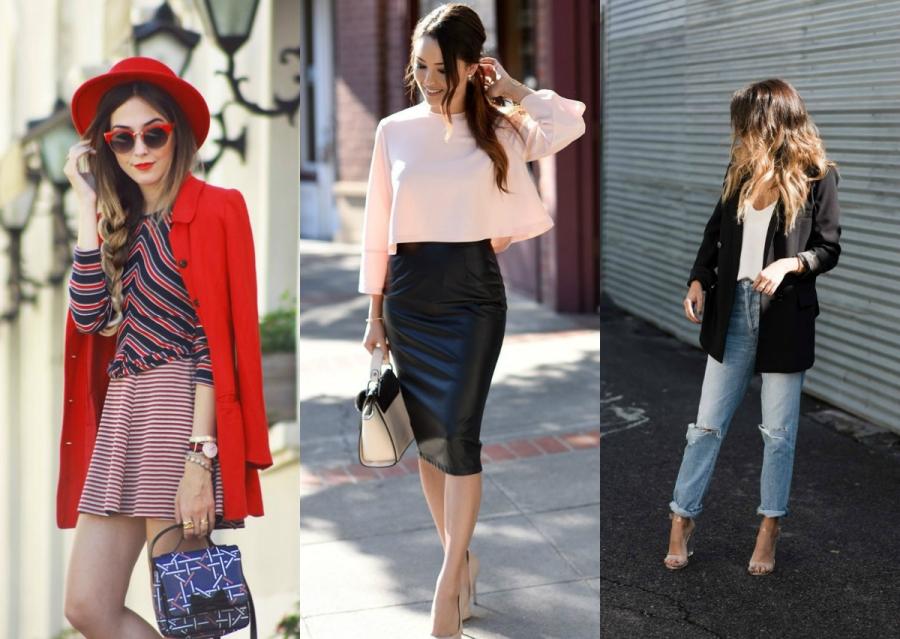 Perfekcyjne stylizacje / fot. www.shopzerouv.com, autor: brak informacji / Pinterest (Fashion and style) / pursuitofshoes.com, autor: brak informacji