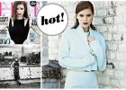 """S�ynna Rooney Mara ma pi�kn� i zdoln� siostr� - Kate Mara. Aktorka jest gwiazd� najnowszego """"Elle Canada"""". Zobaczcie, jak wypad�a w sesji [ZDJ�CIA]"""