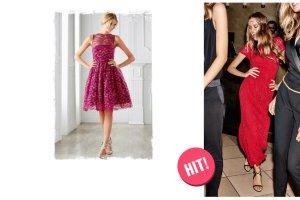 Koronkowe sukienki z sieciówek i internetu. Wśród nich m.in F&F, Bonprix, Orsay oraz Gatta