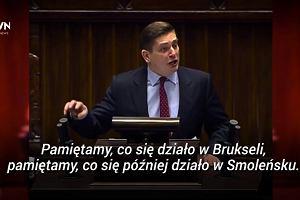 """""""PO ma krew 96 ludzi na rękach"""". Ostra kłótnia w Sejmie. Wszystko z powodu pytania o podróże VIP-ów"""
