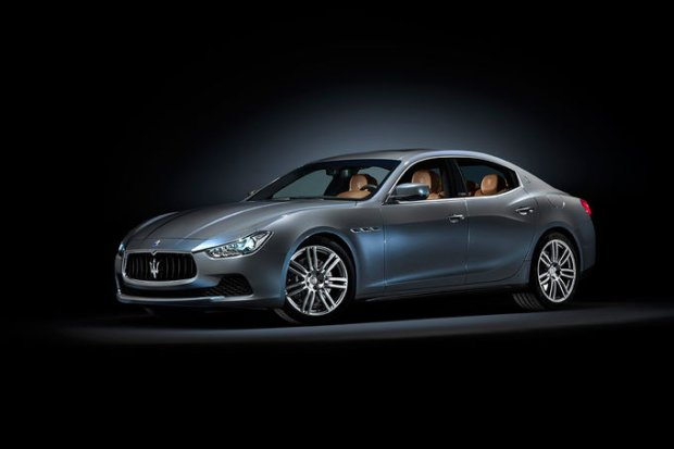Salon Pary� 2014 | Maserati Ghibli Ermenegildo Zegna Edition Concept | Pret-a-porter