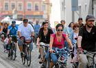 Policja bierze si� za rowerzyst�w. Jakie konkretnie stawia im zarzuty? [SONDA�]