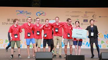 Na 57. Międzynarodowej Olimpiadzie Matematycznej Polacy zdobyli cztery medale i dwa wyróżnienia