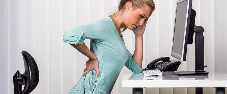Kręgosłup. Skąd się biorą bóle pleców