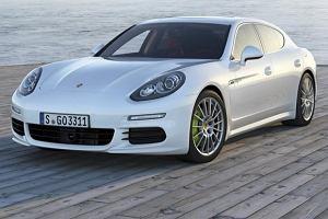 Porsche Panamera po faceliftingu