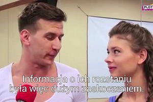 """Tomasz Barański z tajemniczą blondynką na imprezie. """"Ich gesty wskazywały na dużą zażyłość"""""""