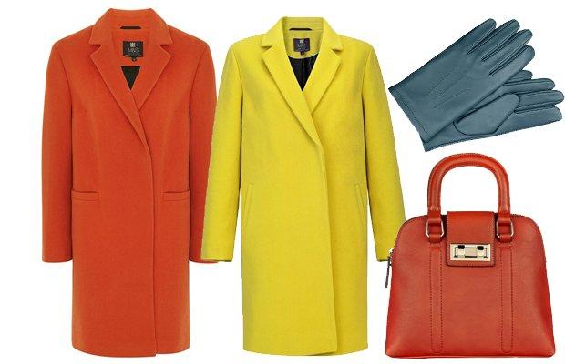 Jesienne kolory w nowej kolekcji Marks&Spencer
