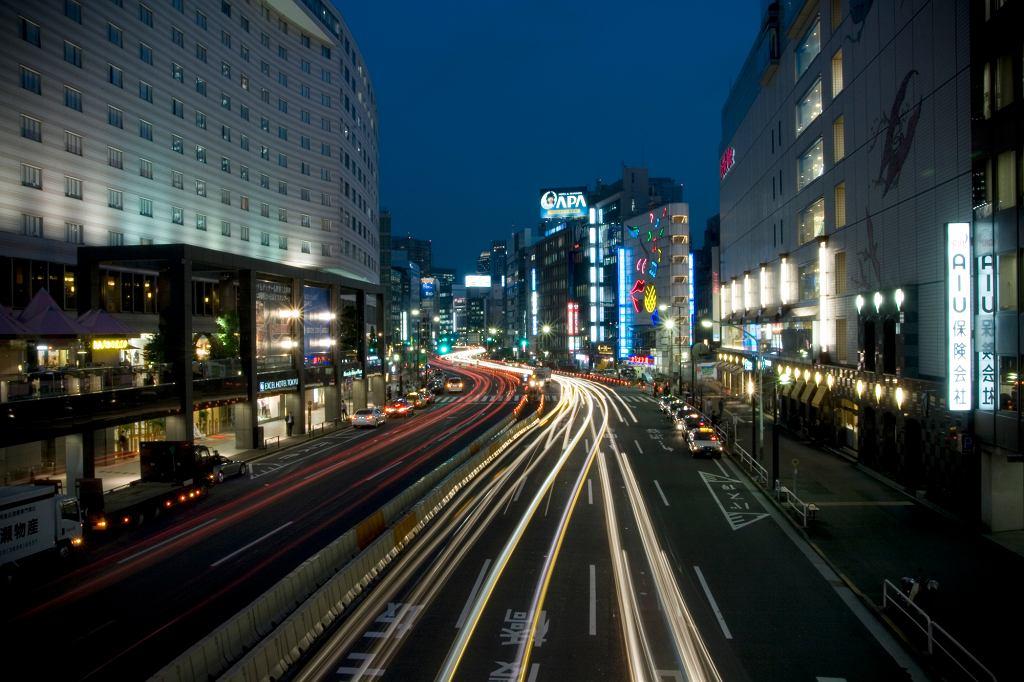 W Tokio Okada pracuje jako analityk finansowy (fot. TitoRo / Flickr.com / CC BY-NC-ND 2.0)