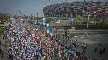 ORLEN Warsaw Marathon 2014 zgromadził na wszystkich dystansach ok. 30 tysięcy uczestników!