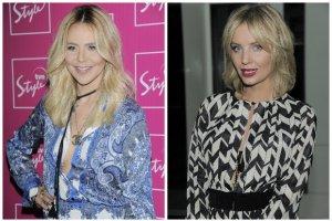 Premiera wiosennej ram�wki TVN Style: Maja Sablewska czy Agnieszka Szulim? Czyja stylizacja by�a bardziej udana? [SONDA�]