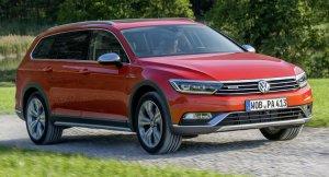 VW Passat Alltrack | Pierwsza jazda | Na każdą drogę