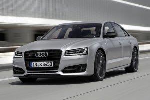 Audi S8 plus | Bardzo mocna limuzyna