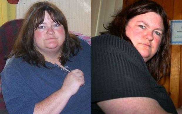Wa�y�a prawie 160 kg. Przesz�a na diet� z II wojny �wiatowej i w ci�gu roku schud�a a�...