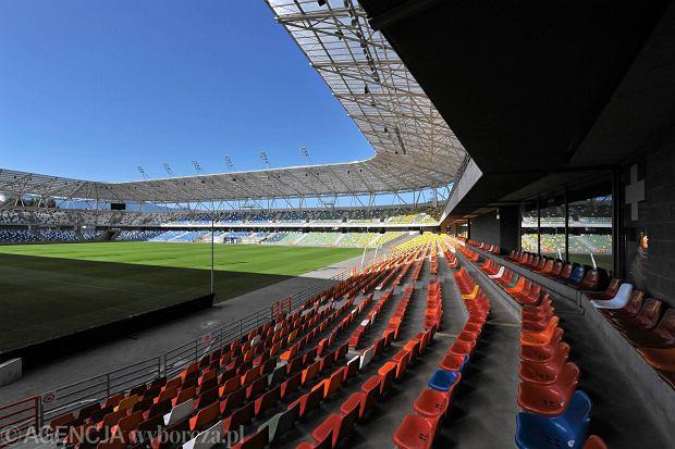 Stadion Miejski w Bielsku-Białej