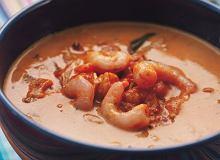 Aromatyczne curry z krewetkami - ugotuj