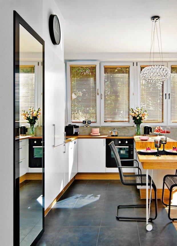 Modna kuchnia w bloku 25 aranżacji kuchni z pomysłem  -> Kuchnia W Bloku Nrd