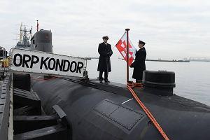 """Koniec służby ORP """"Kondor"""". Co dalej z polskimi okrętami podwodnymi?"""
