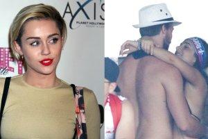 Miley Cyrus, Patrick Schwarzenegger z kole�ank�