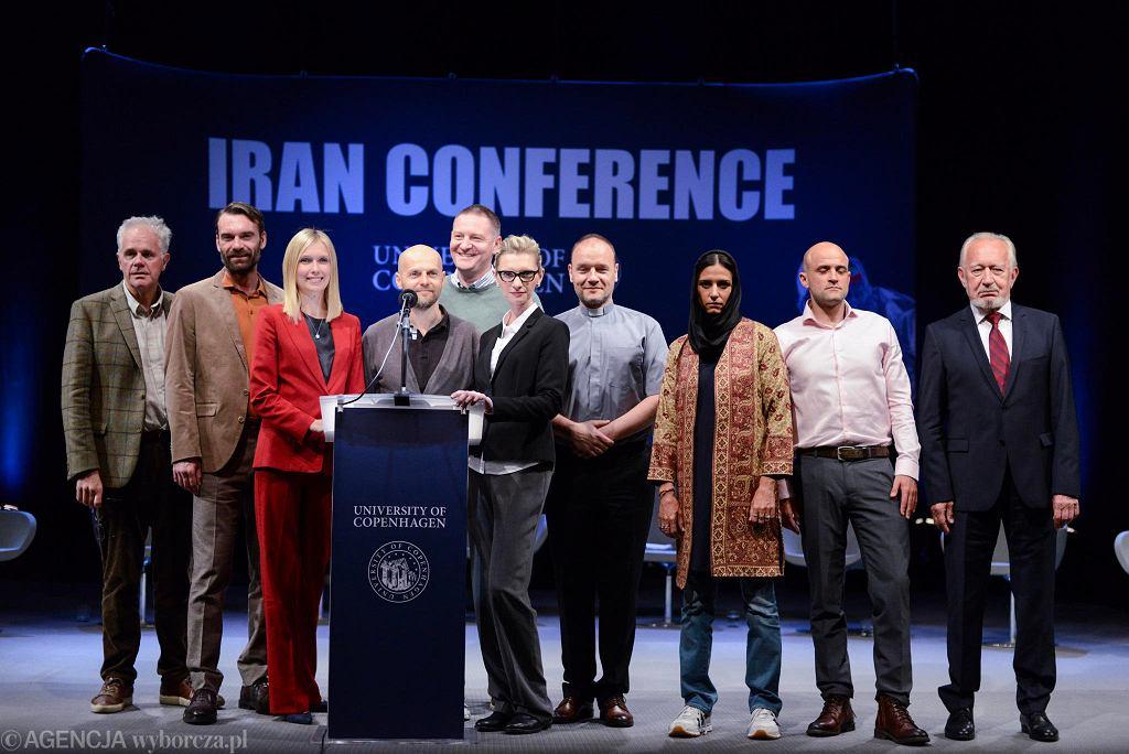 Próba 'Irańskiej konferencji' / MACIEK JAŹWIECKI