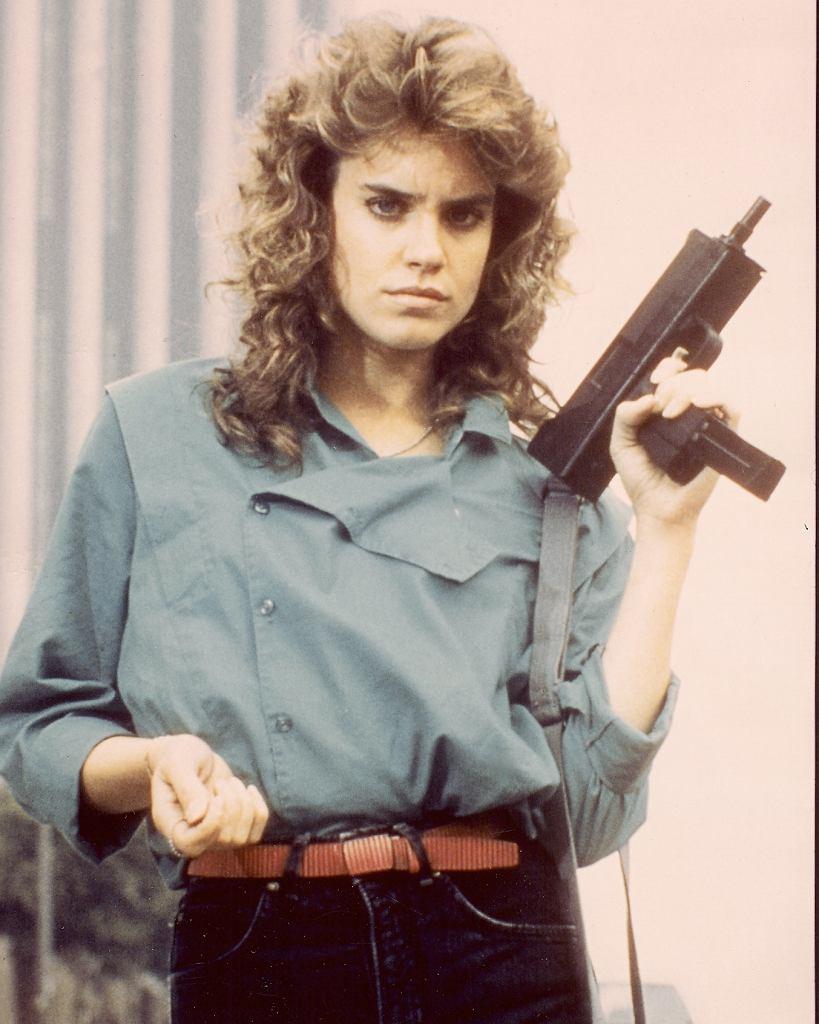 Catherine Mary Stewart w filmie 'noc komety', 1984 / kadr z filmu 'Noc komety', fot. dzięki uprzejmości Catherine Mary Stewart, catherinemarystewart.com