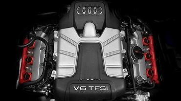 Silnik V6 TFSI