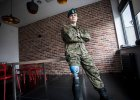 Nowoczesna proteza dla kaprala, który stracił nogę w Afganistanie