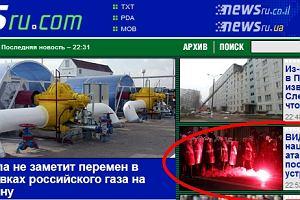 """Atak na ambasad� obiega rosyjskie media. """"Polecia�y butelki, petardy i kamienie"""""""