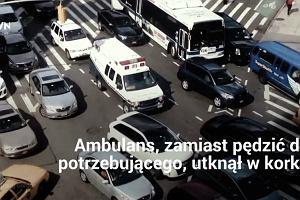 Polscy kierowcy respektują pewną ważną zasadę. Inne kraje mogą brać z nas przykład