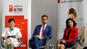 Urszula Niziołek-Janiak, Rafał Górski i Agnieszka Wojciechowska van Heukelom