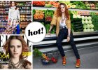 ELLE: Kristen Stewart na zakupach u Chanel [ZDJĘCIA]