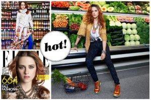 ELLE: Kristen Stewart na zakupach u Chanel [ZDJ�CIA]