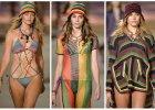 Tommy Hilfiger pokaza� kolekcj� w stylu reggae. Kolory Etiopii i bikini robione na szyde�ku - czy to si� sprzeda? [ZDJ�CIA]