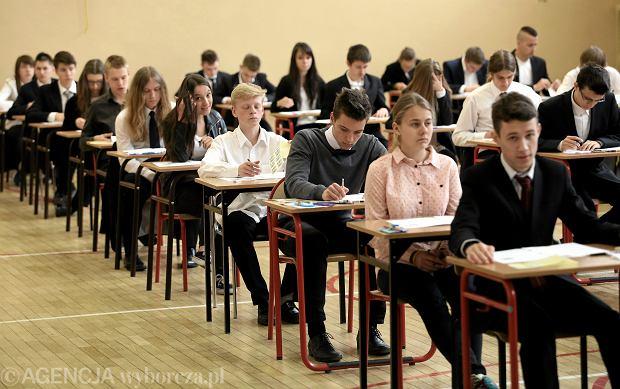 Je�li my�lisz, �e egzamin gimnazjalny z matematyki to testomania, spr�buj rozwi�za� te zadania