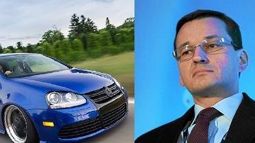 Minister Morawiecki nie chce podwyższenia akcyzy na popularne samochody sprowadzane
