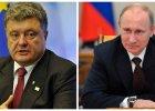 """Putin i Poroszenko spotkaj� si� w 16 pa�dziernika? """"Trwaj� rozmowy"""""""