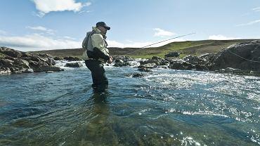 Islandia wycieczki - Wędkarstwo / Shutterstock