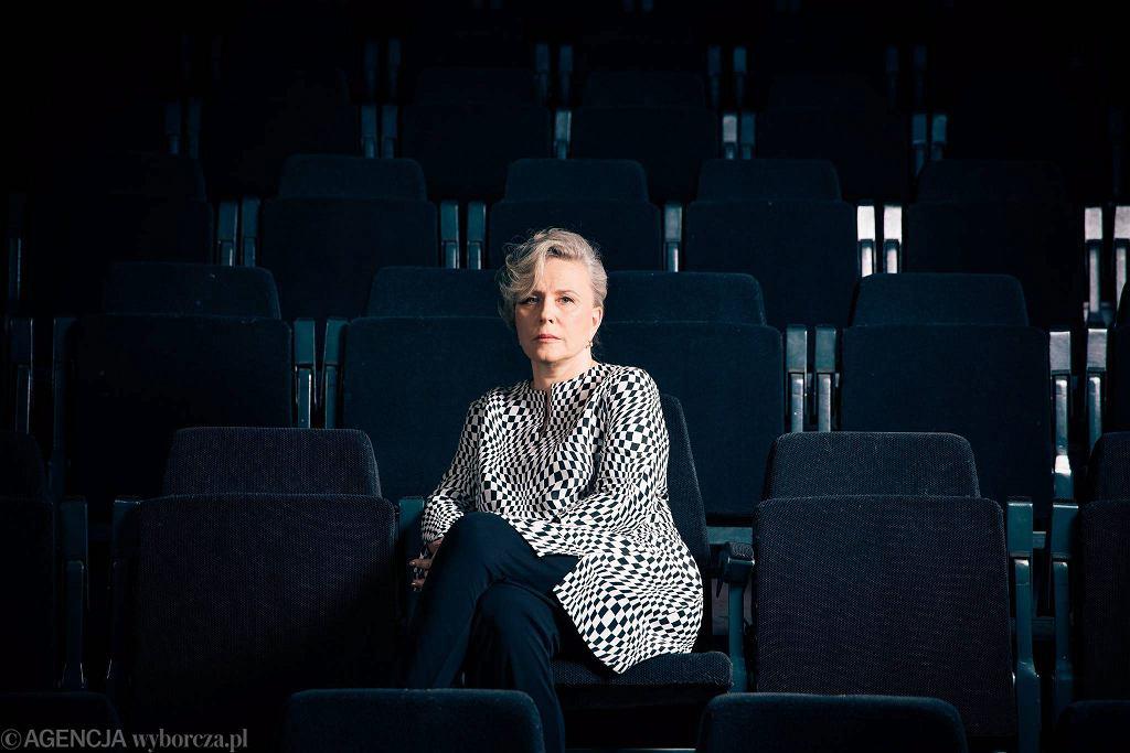 Krystyna Janda w Teatrze Polonia / ALBERT ZAWADA
