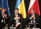 Rocznica II wojny w Gda�sku. Mocne s�owa prezydenta Ukrainy