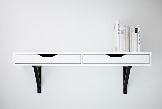 Półka ścienna, Ikea