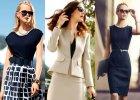 Wiosenne sukienki do pracy za mniej ni� 150 z�