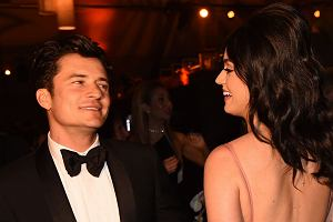 Orlando Bloom i Katy Perry