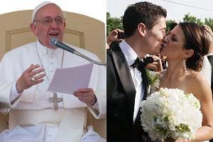 Nawet papie� pogratulowa� Lewandowskiemu!