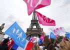 Mniej homofobii we Francji