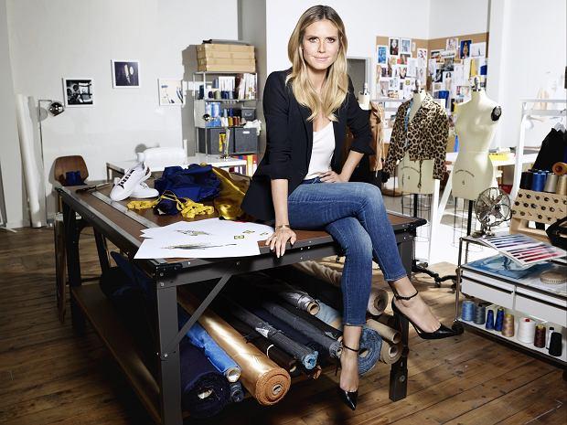 Heidi Klum stworzyła kolekcję dla Lidl. Premiera w Nowym Jorku 7 września, sprzedaż - od 18 września