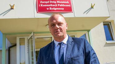 Jacek Witkowski, dyrektor ZDMiKP w Bydgoszczy